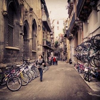 Bicicletas. Palermo.