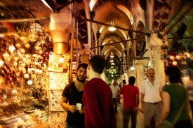 Gran Bazar. Estambul.